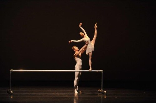 Three Preludes with Lucia Lacarra and Marlon Dino