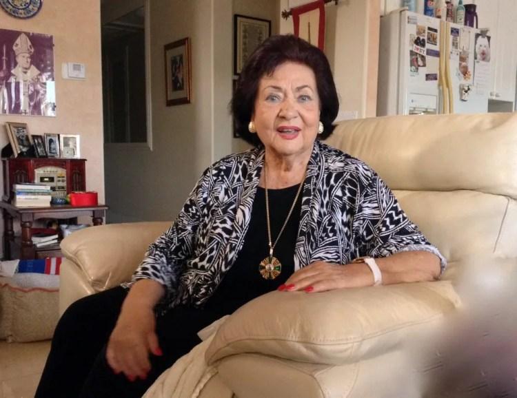 Virginia Zeani at 90