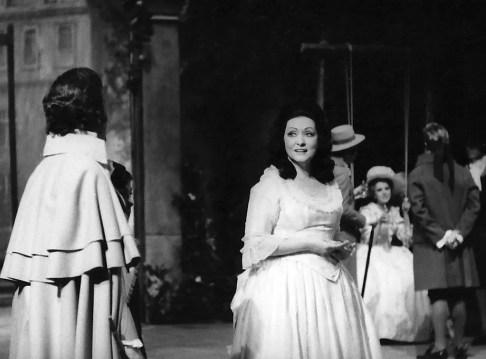 Virginia Zeani in Werther with Alfredo Kraus, Palermo 1971