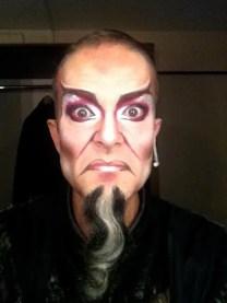 David as Abanazer