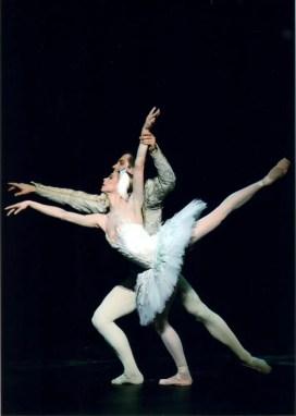 'Swan Lake' at the Royal Albert Hall, London 2007