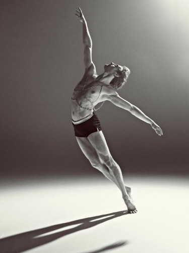 Steven McRae - photo by Rick Guest