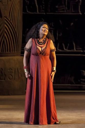 Anna Pirozzi in Aida