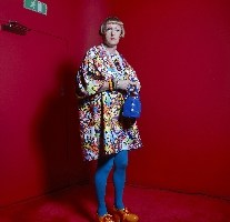 """""""Cross-dressing"""" Grayson Perry to design front cloth for English National Ballet's female choreographers"""