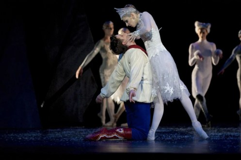 The Snow Queen, Czech National Ballet - photo by Dasa Wharton 02