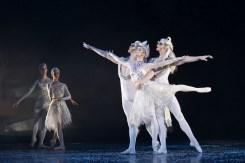 The Snow Queen, Czech National Ballet - photo by Dasa Wharton 07