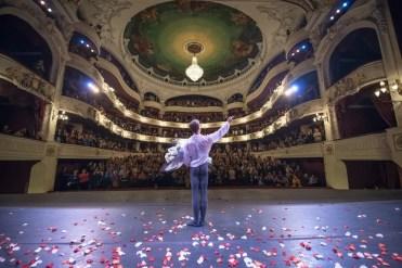 Luis Ortigoza's farewell performance 3