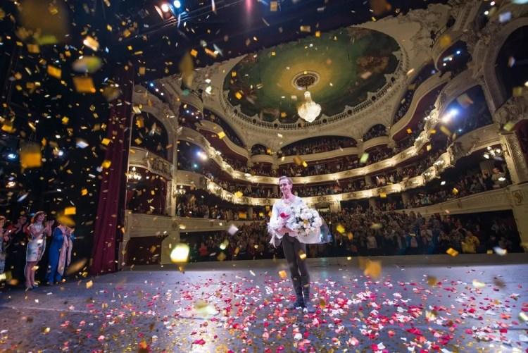 Luis Ortigoza's farewell performance 5
