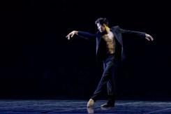 Erik Woolhouse in Annabelle Lopez Ochoa's Eros Redux - photo by Dasa Wharton
