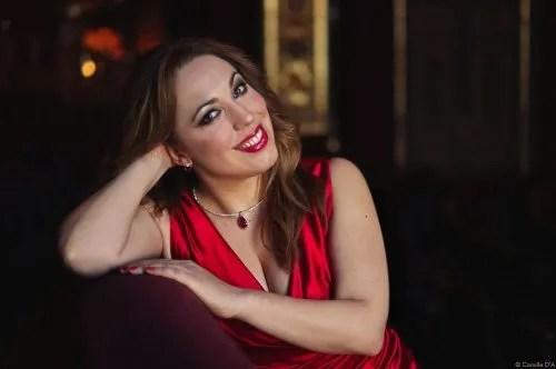 Maria José Siri - photo by Camille Da'