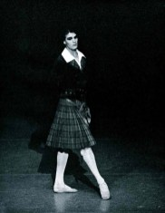 Paul Chalmer as James in La Sylphide - Stuttgart Ballet