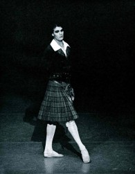 Paul Chalmer as James in La Sylphide - Stuttgart Ballet