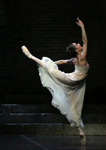 Romeo eand Juliet with Marianela Nunez - photo by Brescia and Amisano, Teatro alla Scala