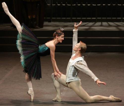 Nicoletta Manni and Timofej Andrijashenko - photo by Brescia and Amisano Teatro alla Scala