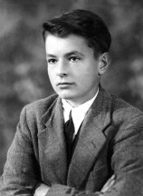 Peter Wright's school days in the 1930s