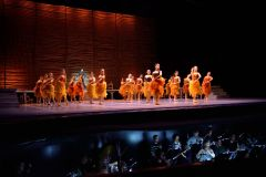Carmen - photo by Amalia Pedreiras, BNS | Ballet Nacional Sodre