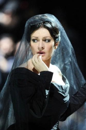 Daniela Dessì in I Vespri Siciliani, Festival Verdi, Teatro Regio, Parma 2010 © Roberto Ricci