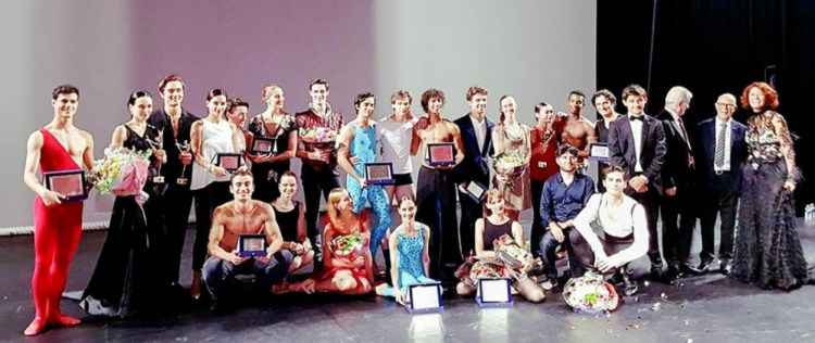 Group photo - BALLET2000 Prix 2016