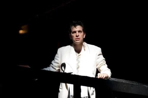 Luca Pisaroni as Leporello in Don Giovanni at Glyndebourne photo by Bill Cooper