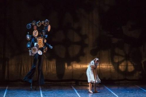 The Nutcracker photo by Yasuko Kageyama, Opera di Roma 2014