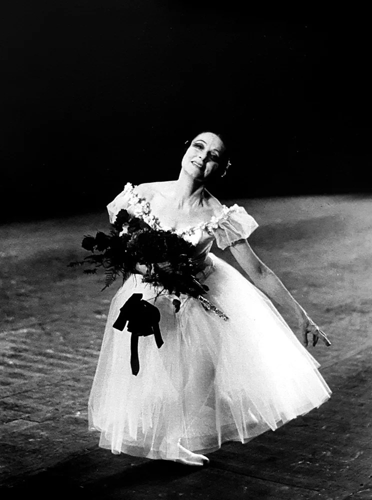 Yvette Chauviré's adieu to the Paris Opera Ballet