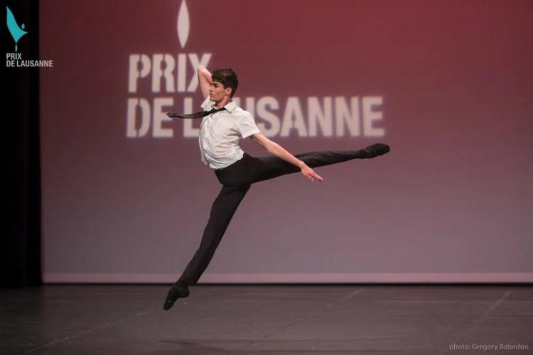 Prix de Lausanne 2016