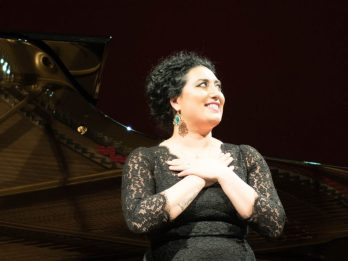 Anita Rachvelishvili at La Scala, 2016