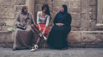 "Ballerinas of Cairo ""reclaiming the streets for women""?"