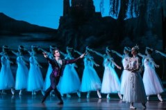 István Simon in Giselle by Lavrovsky at the Hungarian National Opera