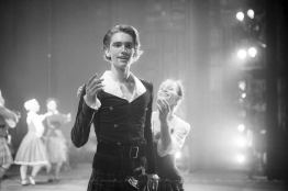 La Sylphide from the wings with Ella Persson and Julian MacKay, photo by Nicolai Krusser 3