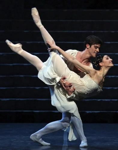 Martina Arduino and Claudio Coviello, photo Marco Brescia and Rudi Amisano, Teatro alla Scala x