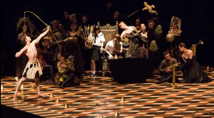 Semperoper Ballett,Impressing the Czar, photo by Ian Whalen 2