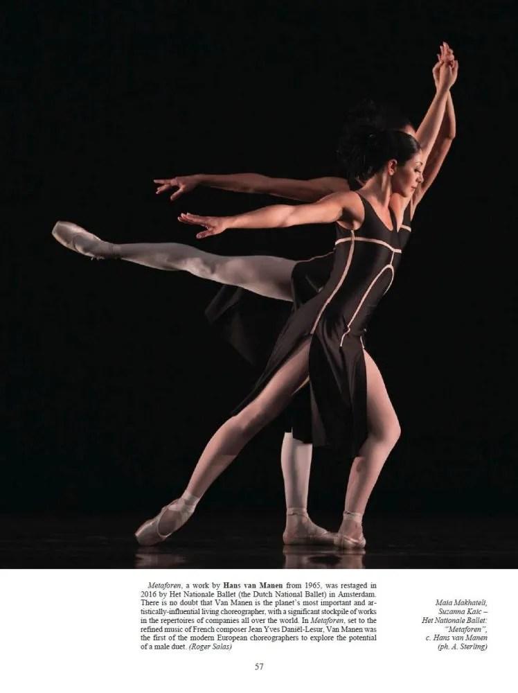 Ballet2000, van Manen