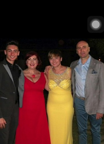 Michele and family