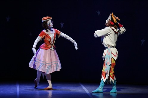 Petrushka with Maurizio Licitra and Nicoletta Manni