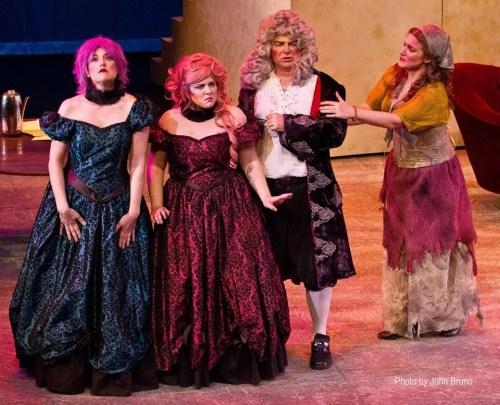 Rossini's Cinderella, 2016