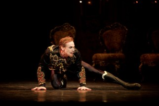 Mayerling. Edward Watson as Crown Prince Rudolf c ROH, 2017. Photographed by Alice Pennefather. (3)