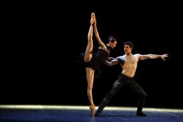 Progetto Haendel Svetlana Zakharova and Roberto Bolle photo Brescia e Amisano, Teatro alla Scala, 2017 2