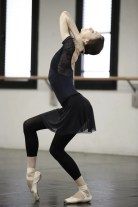 Progetto Handel Svetlana Zakharova in rehearsal photo by Brescia and Amisano, Teatro alla Scala 3