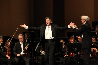 Thomas Hampson in concert