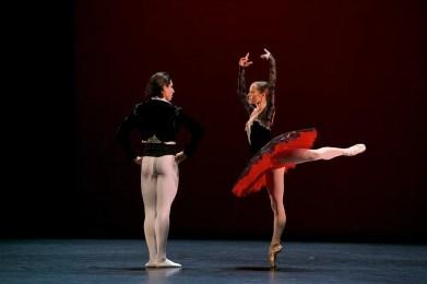Cesar Corrales and Katja Khaniukova in Don Don Quixote © Dasa Wharton 02