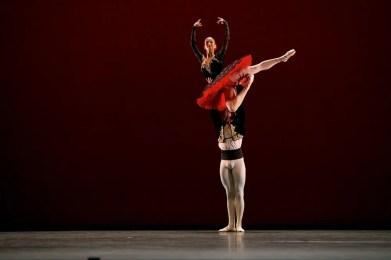 Cesar Corrales and Katja Khaniukova in Don Don Quixote © Dasa Wharton
