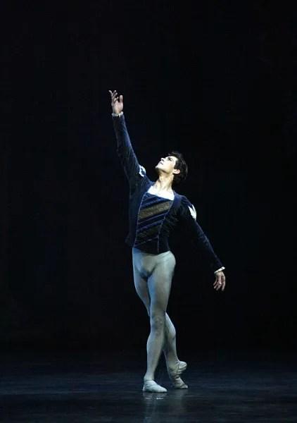 Giselle Roberto Bolle photo Brescia e Amisano Teatro alla Scala