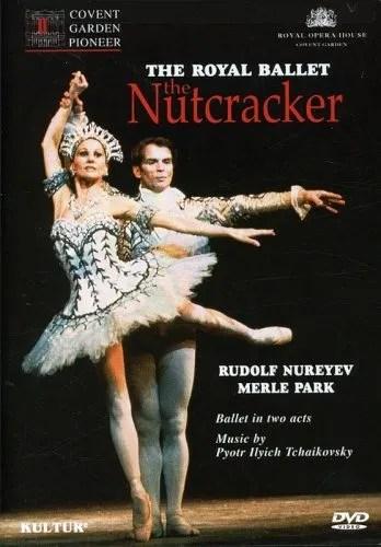 Merle Park in Rudolf Nureyev's The Nutcracker