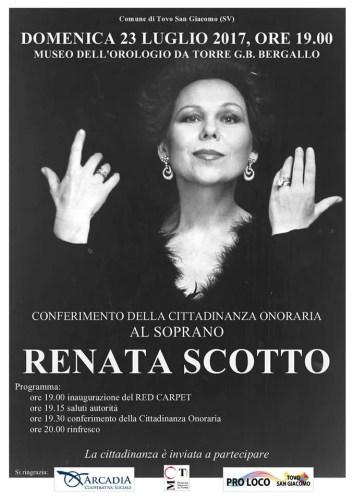 Renata Scotto Tovo San Giacomo