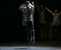 Akram Khan's Giselle, English National Ballet, © Dasa Wharton a08