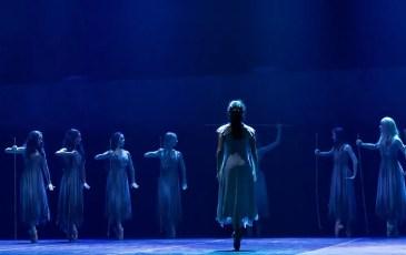 Akram Khan's Giselle, English National Ballet, © Dasa Wharton a19