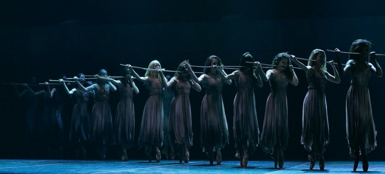 Akram Khan's Giselle, English National Ballet, © Dasa Wharton a21