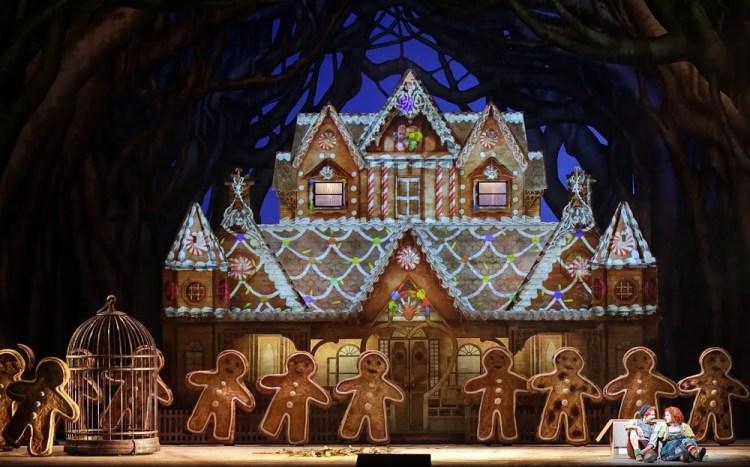 Hänsel and Gretel, photos by Brescia and Amisano, Teatro alla Scala 04