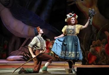 Hänsel and Gretel, photos by Brescia and Amisano, Teatro alla Scala 08